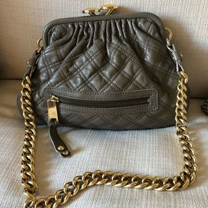 Marc Jacobs Bags - Marc Jacobs Mini Quilted Stam Bag